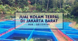 Jual Kolam Terpal Di Jakarta Barat Hub. 08111041161