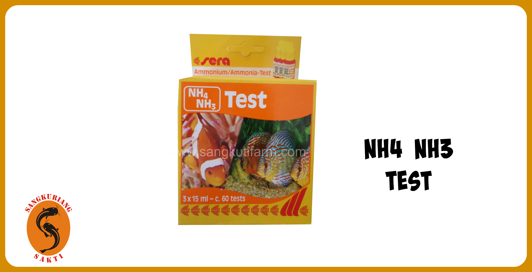 jual nh4 nh3 test