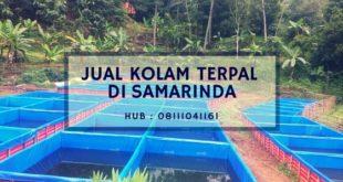 Jual Kolam Terpal di Samarinda Hub. 08111041161