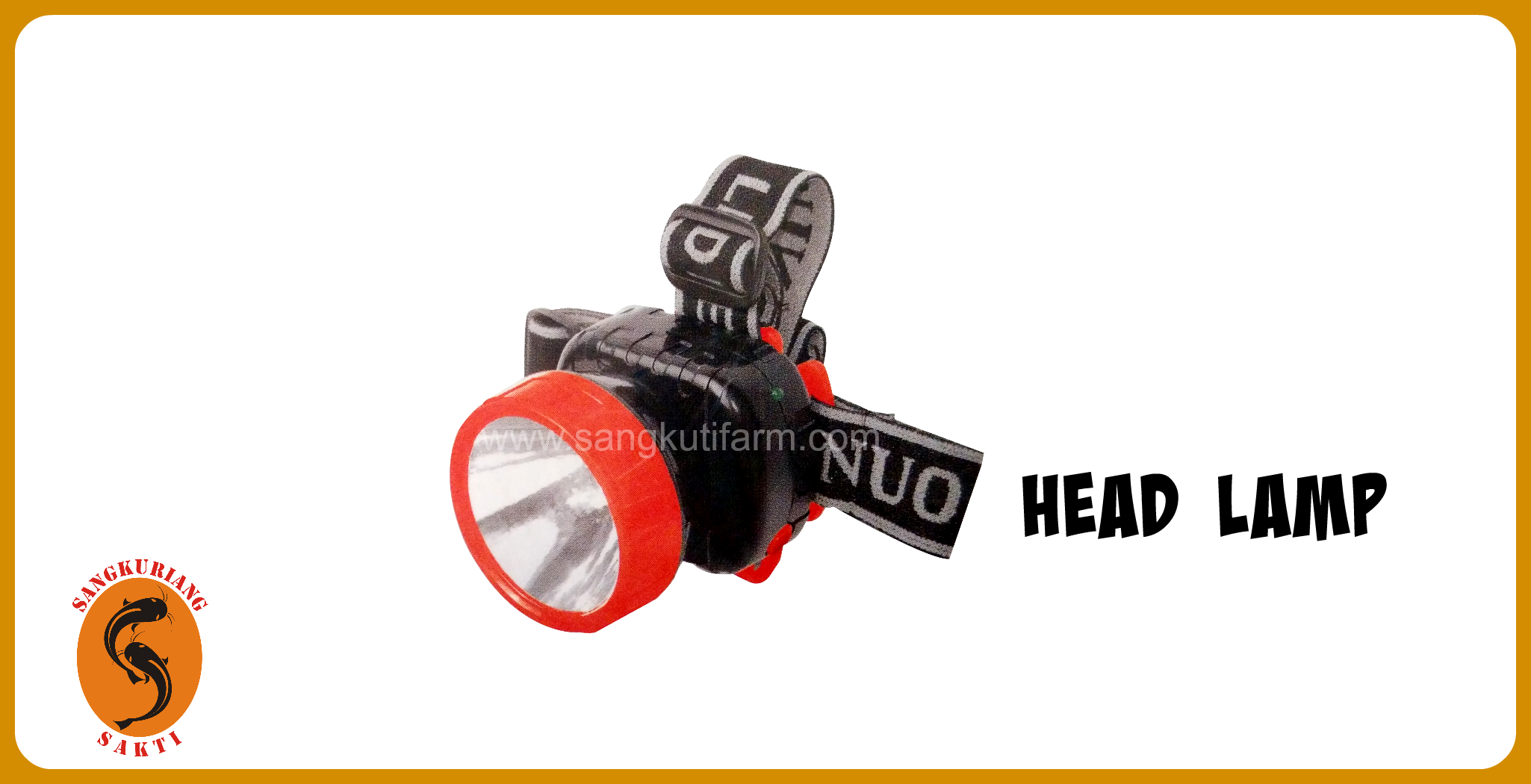 jual HEAD LAMP