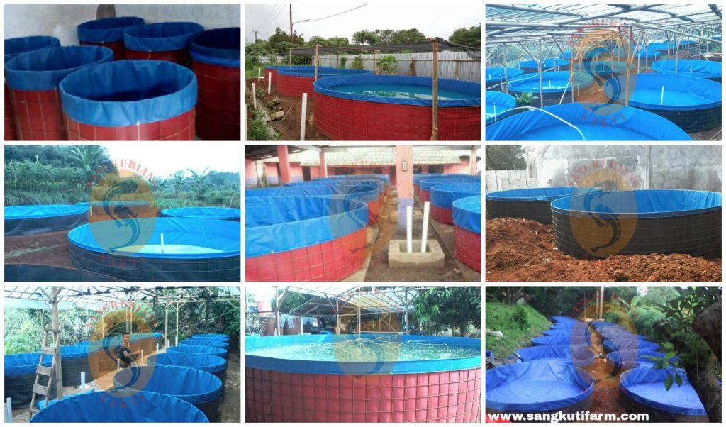 Jual Kolam Terpal di Palembang Hub. 08111041161