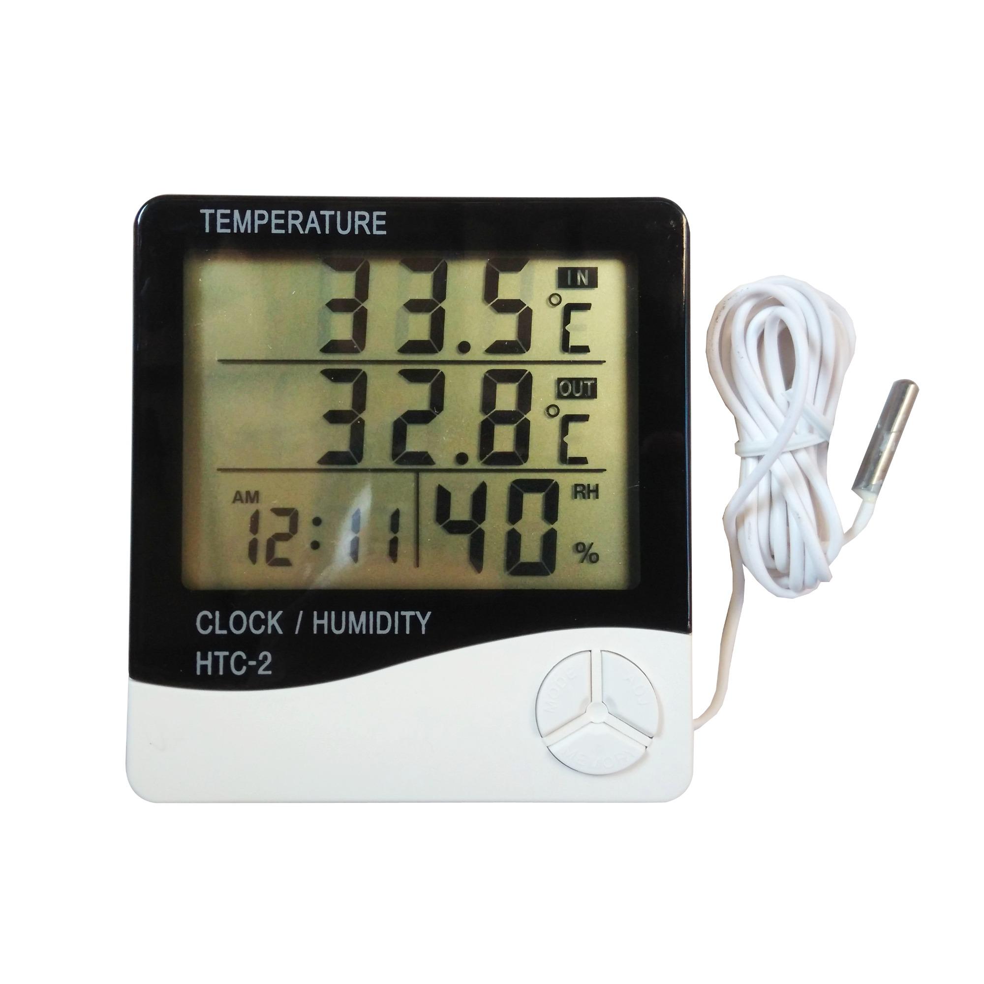 termometer digital ruangan
