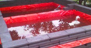 kolam lele batako